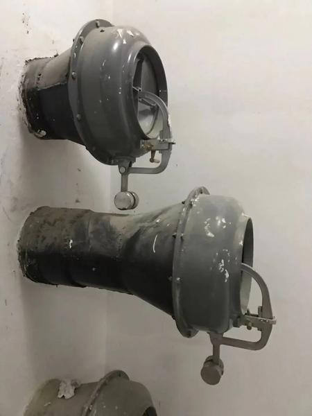 超压自动排气活门安装图